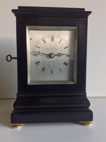 Fusee bracket clock