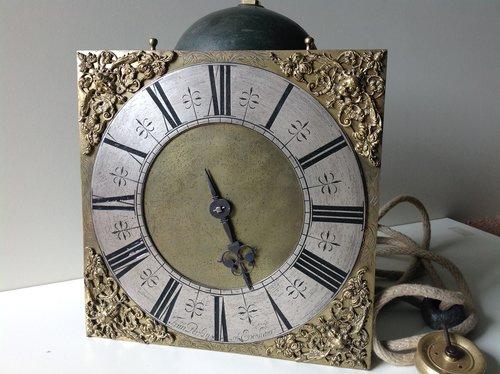 Early 18th Century Lantern Clock c1700