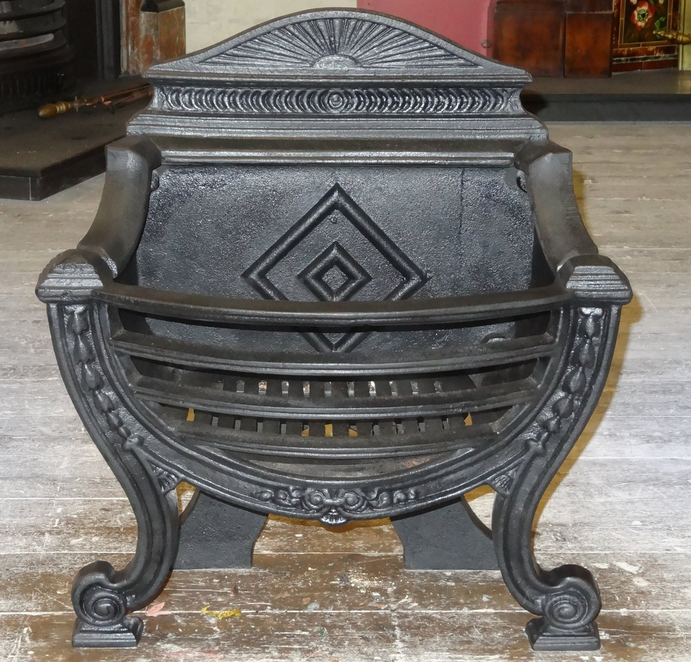 Antique Cast Iron ~ Antiques atlas antique victorian english cast iron fire