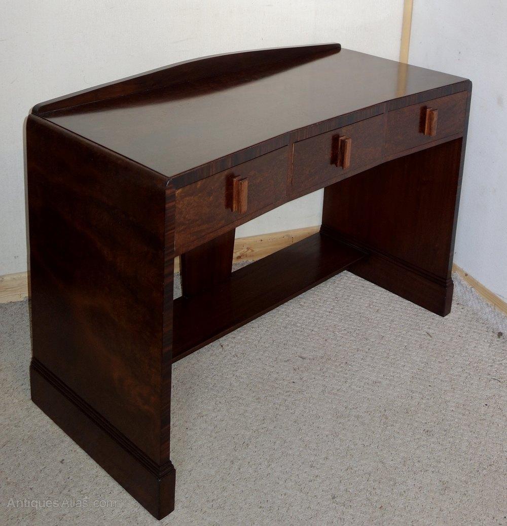 Desk Antique Bureaus Art Deco