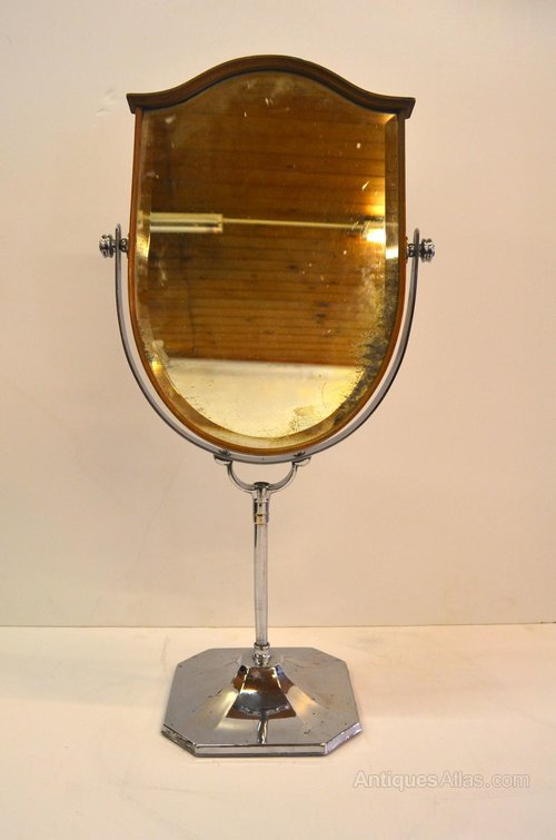 Antiques Atlas Art Deco Style Shop Mirror