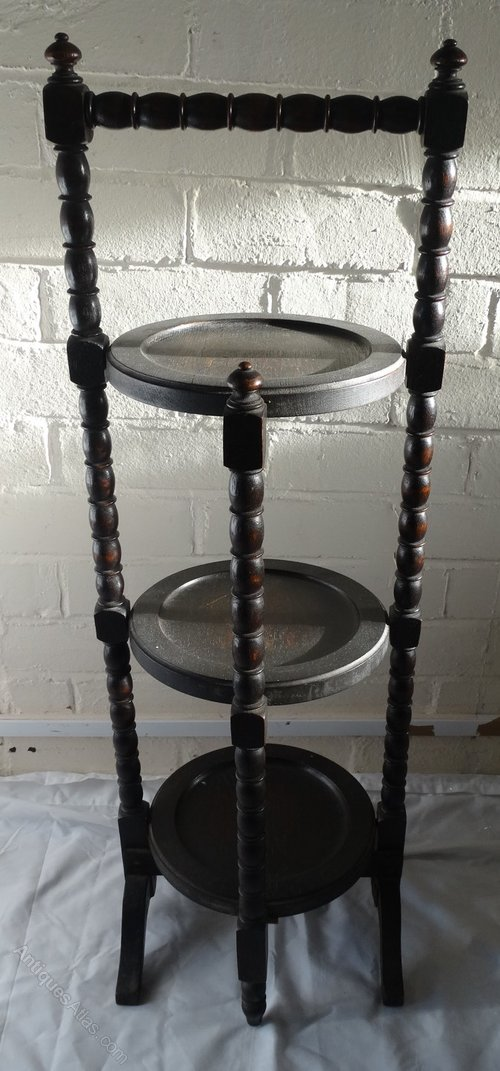 Victorian Folding Cake Stand