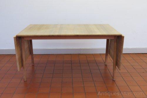 Antiques Atlas Danish Oak Dining Table By Hans J Wegner