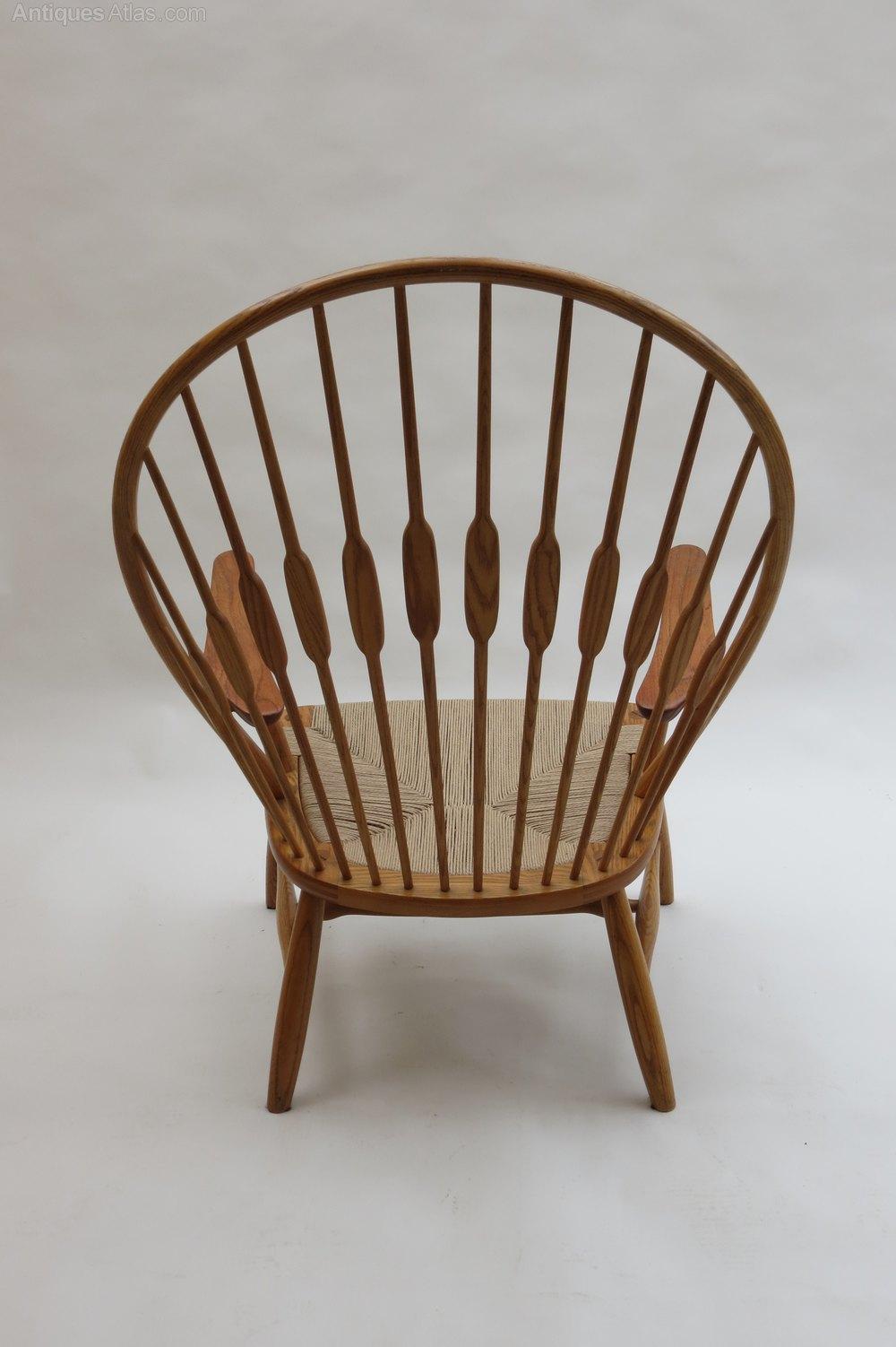 hans wegner peacock chair. Original Peacock Chair By Hans J Wegner 1960s Armchairs, Occasional Chairs