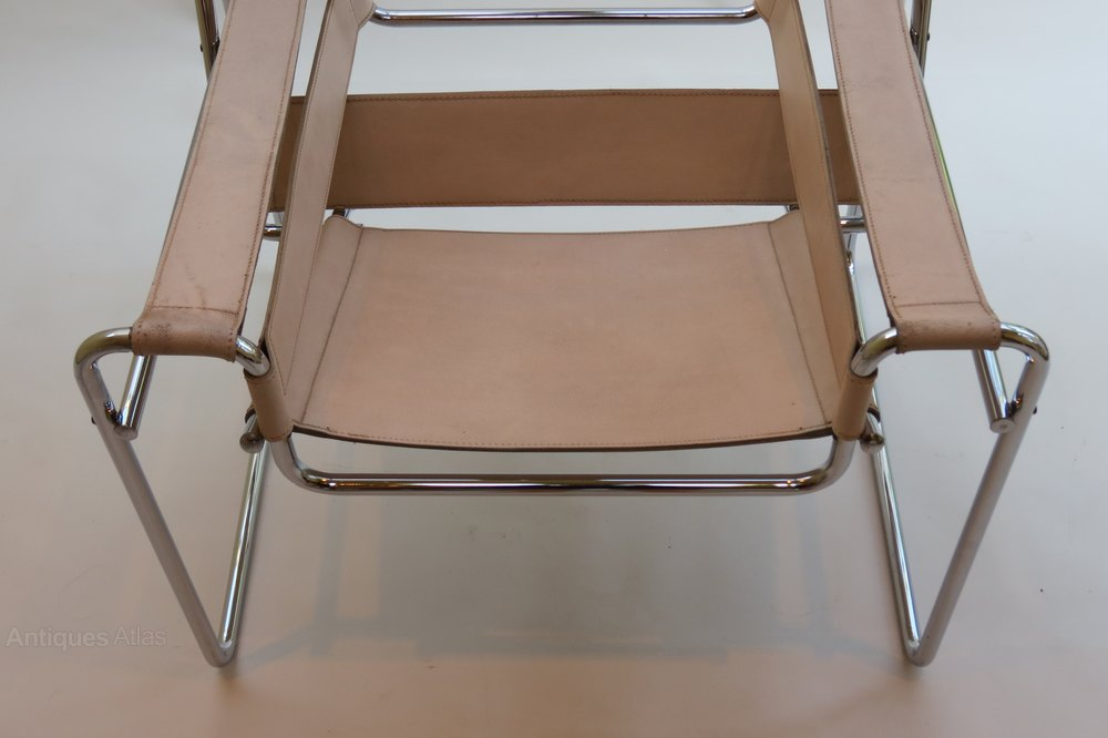 Antiques Atlas Pair Of Wassily Chairs By Gavina Italy