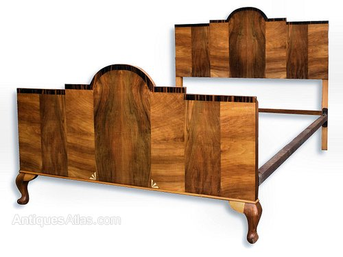 Awesome  Antique Double Beds