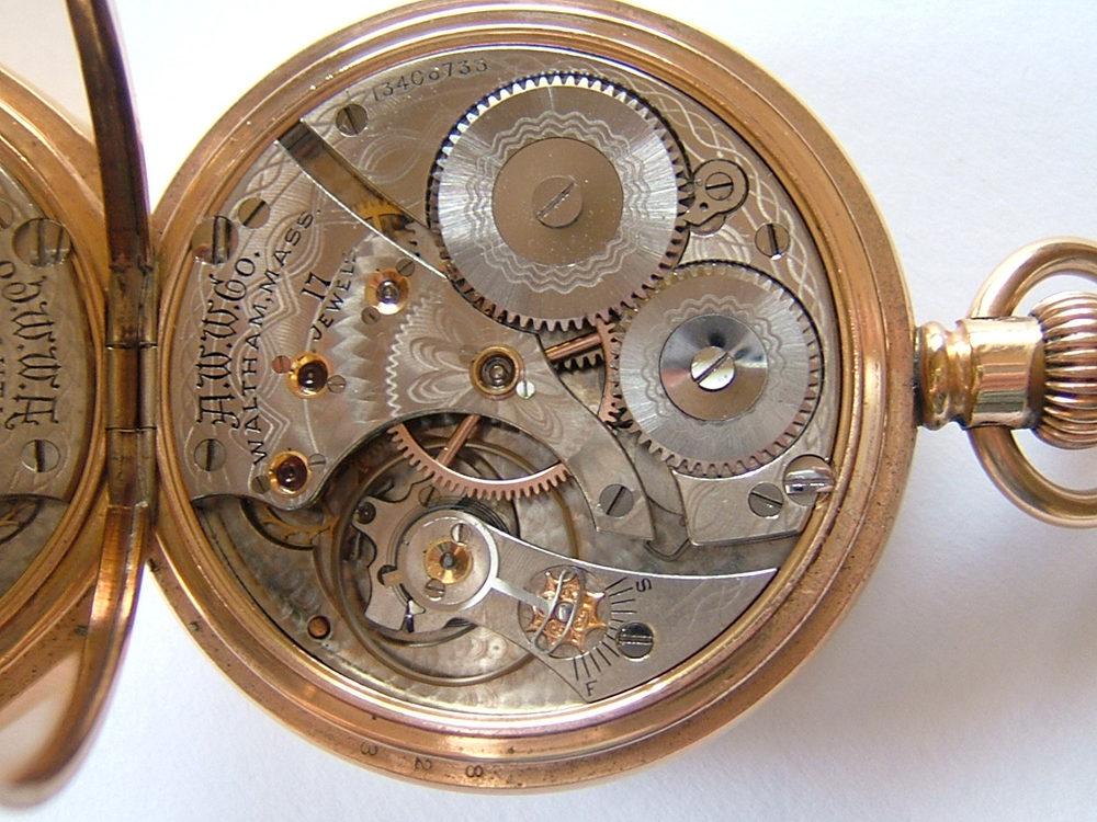 Waltham Pocket Watch Serial Number Lookup