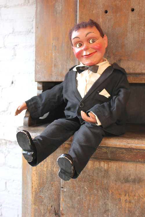 Antiques Atlas Mid 20th Ventriloquists Dummy Attributed