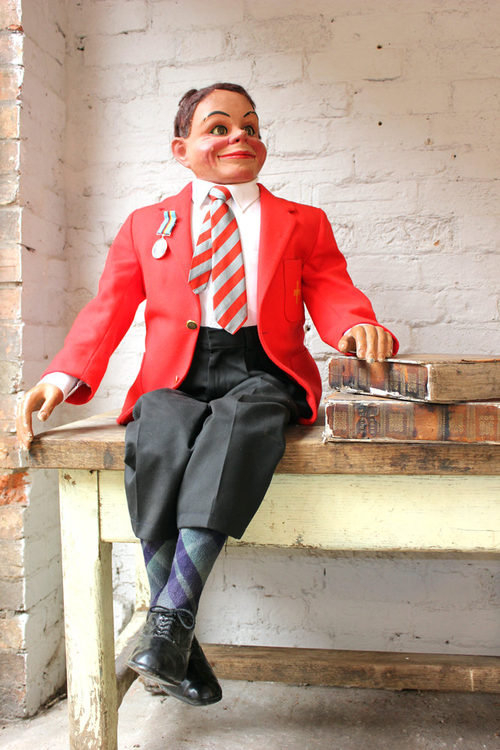 Antiques Atlas Ventriloquist S Dummy Attributed To