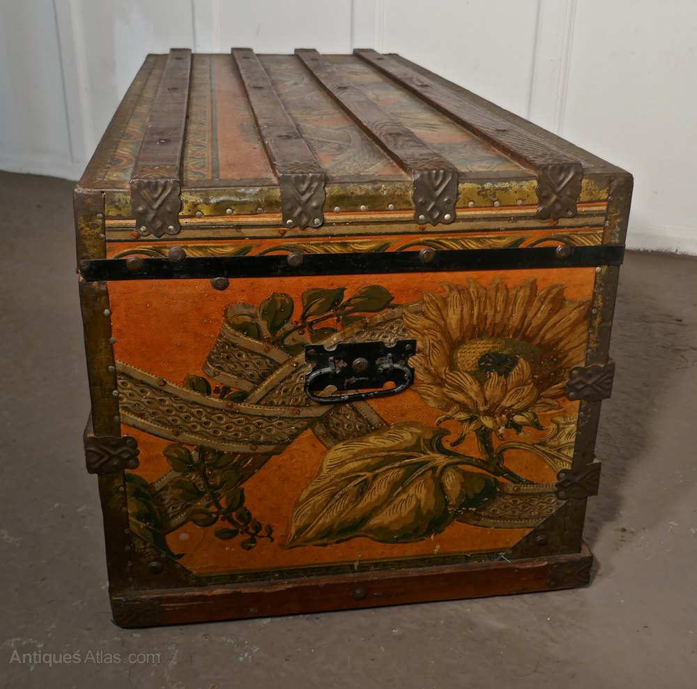 Steamer trunks for sale 1910 to 1940