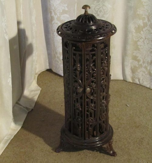 Antiques Atlas French Enamelled Iron Stove Green House