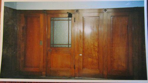 Antiques Atlas Victorian Mahogany Wall Paneling