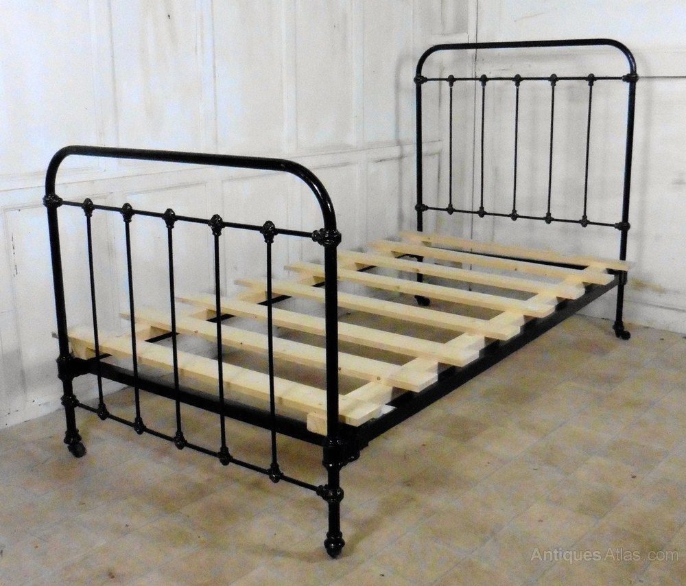 IRON BEDS The American Iron Bed Co Authentic Antique Iron Beds