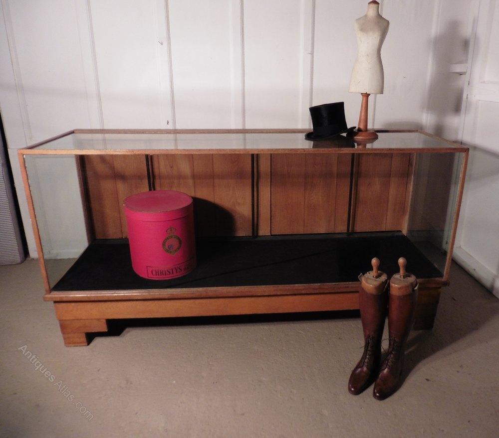 vintage art deco haberdashery shop counter display cabinet antiques atlas. Black Bedroom Furniture Sets. Home Design Ideas