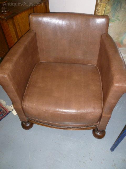 Beau Childs Club Armchair ...