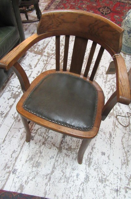 Tremendous Antique Oak Desk Chair Image Antique And Candle Gmtry Best Dining Table And Chair Ideas Images Gmtryco