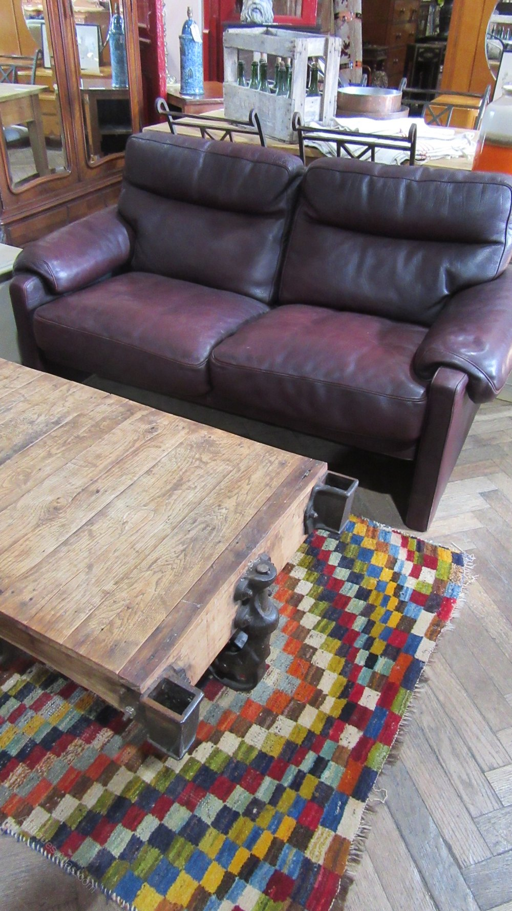 Good Quality Vintage De Sade Sofa Vintage And Retro Settees And Sofas ...