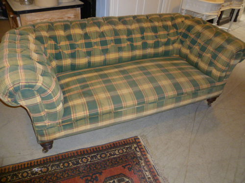 Victorian Antique Chesterfield Sofa Antique Chesterfields