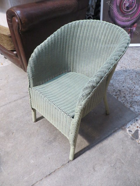 Antiques Atlas Vintage Childs Lloyd Loom Chair