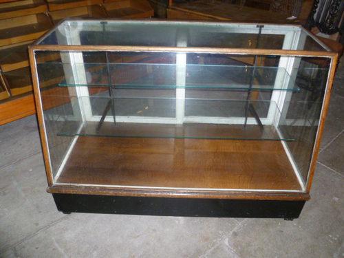Vintage Shop Display Counter /display Cabinet ... - Vintage Shop Display Counter /display Cabinet - Antiques Atlas