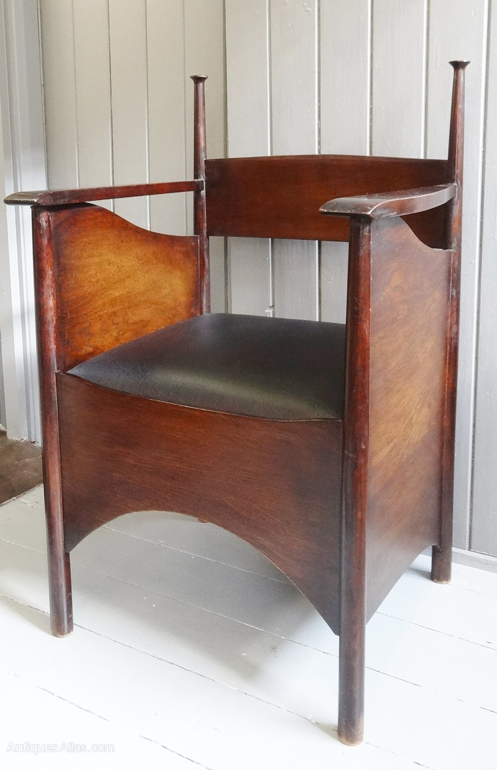 Antiques Atlas Charles Rennie Mackintosh Style Armchair