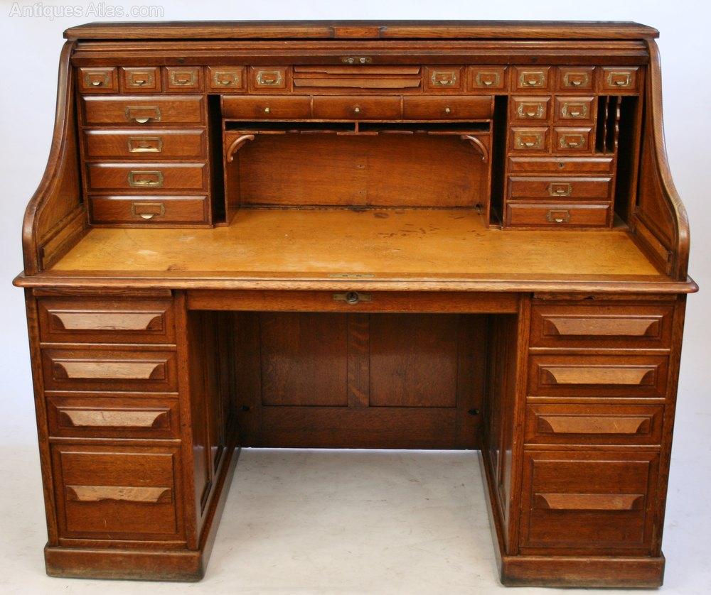 Antique Roll Top Desks