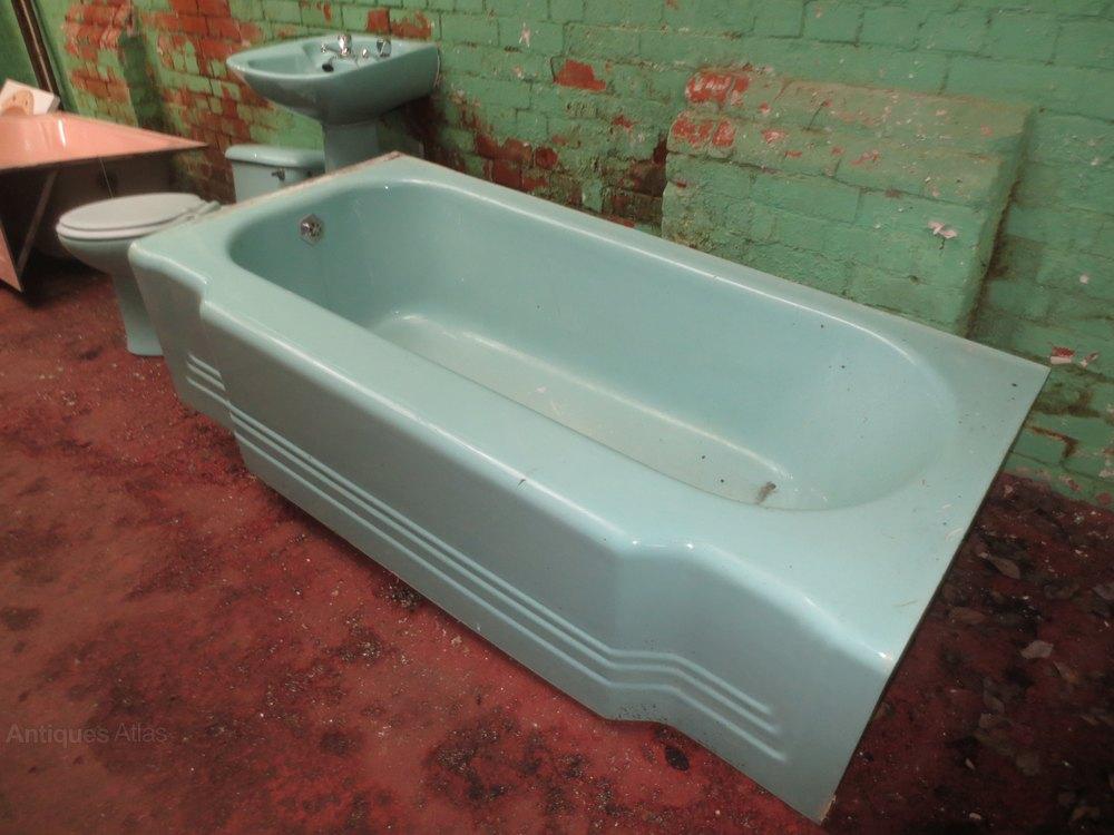 1960s Bathroom Suite Antique Baths