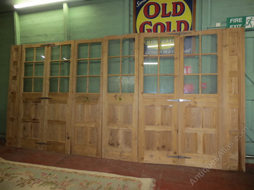 Antiques Atlas Pine Folding Room Divider
