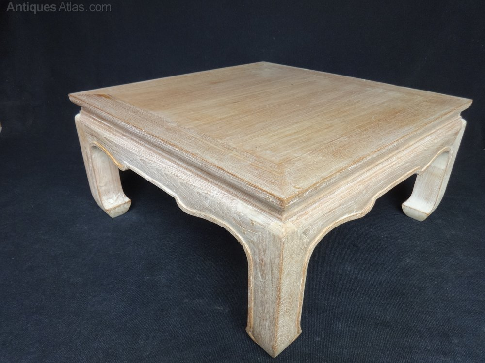 Limed Oak Low Table,Coffee Table Antique Coffee Tables ...
