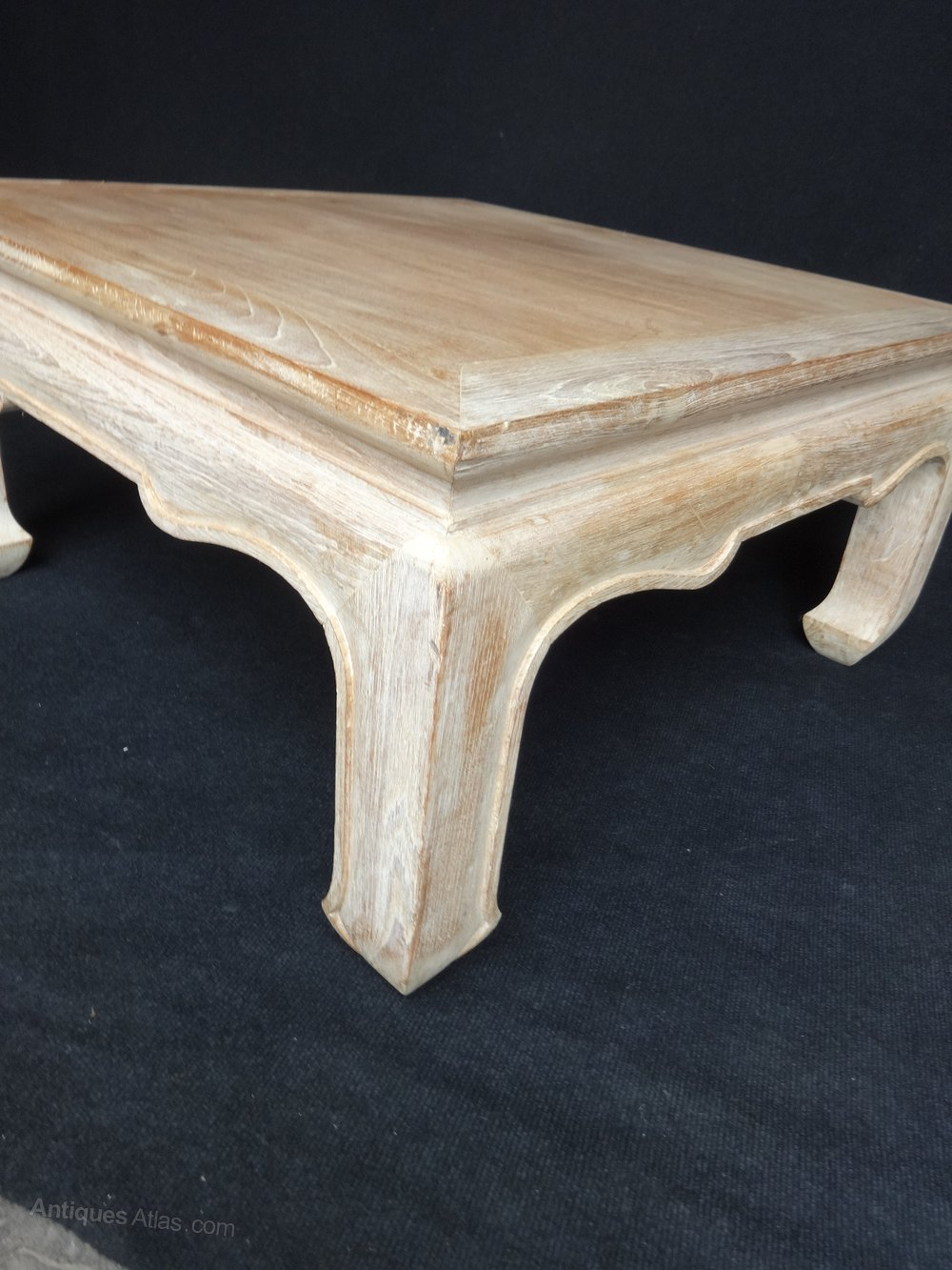 ... Tables OAK LIMED COFFEE TABLE LOW TABLE ...