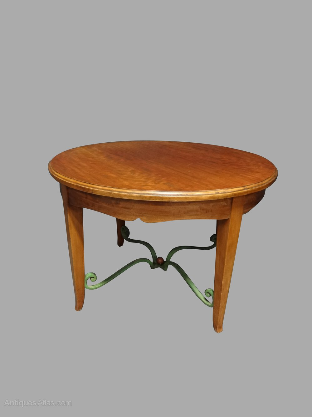 Victorian Mahogany Coffee Table Antiques Atlas