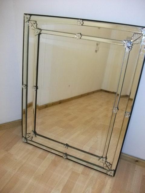 Victorian Venetian Mirror
