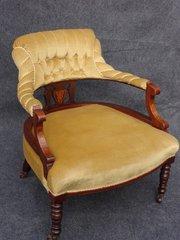 antique tub chairs antiques atlas