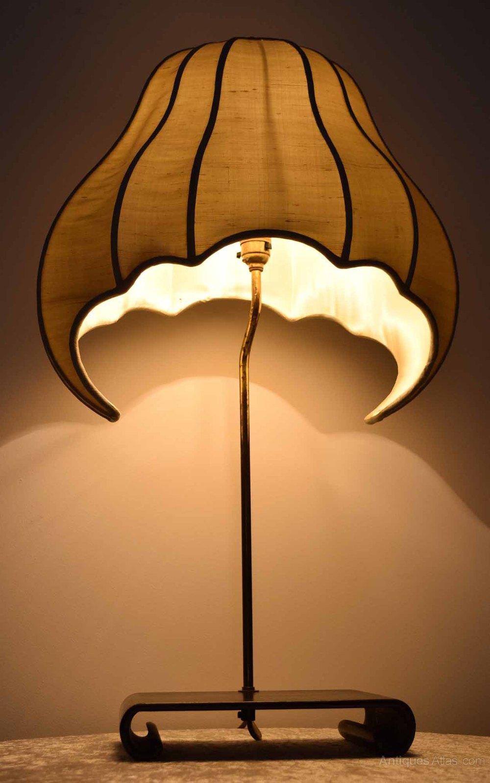 Antiques Atlas Vintage Oriental Table Lamp