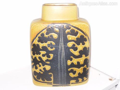 Antiques Atlas Royal Copenhagen Fajance Vase