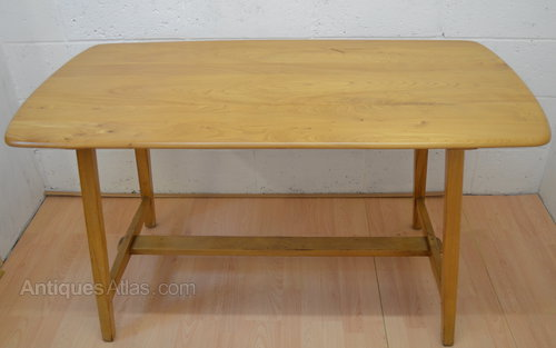 Ercol Table Utility Dining Table  CC41