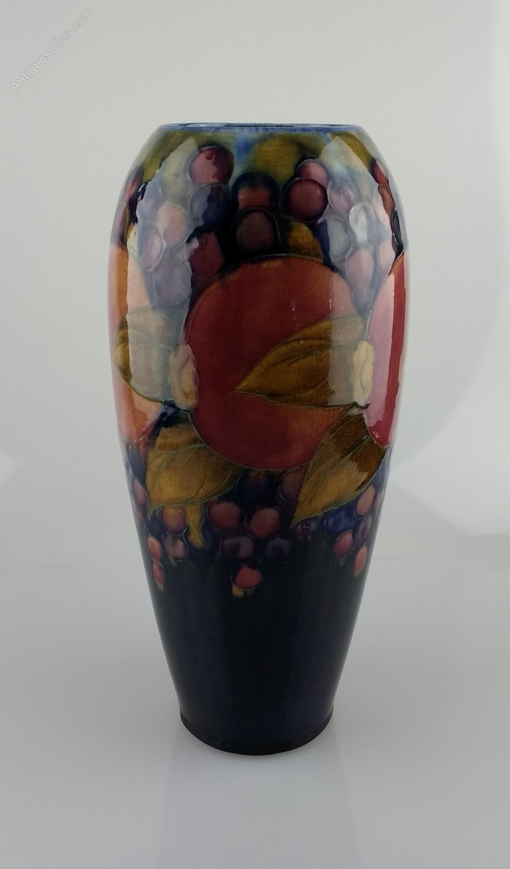 dating william moorcroft pottery William moorcroft founded moorcroft pottery while working for james macintyre & co and quickly became recognized for quality and innovation in english art pottery.