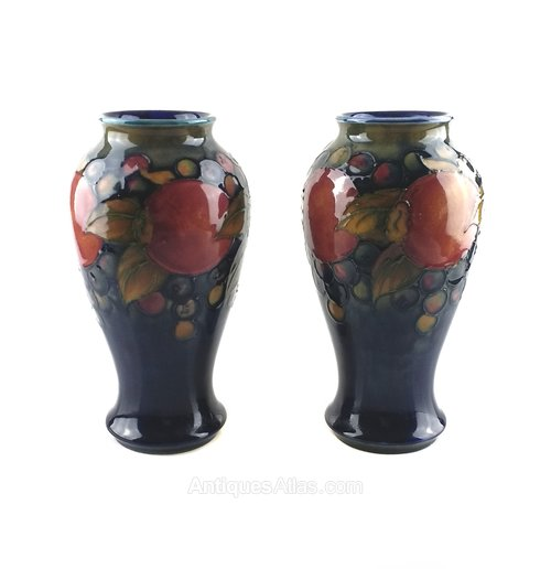 dating moorcroft marks Results 145 - 192 of 3645  6 1/4 high it has the pineapple date mark for 2005 the detailing and coloring are  amazing we were moorcroft retailers and this is.