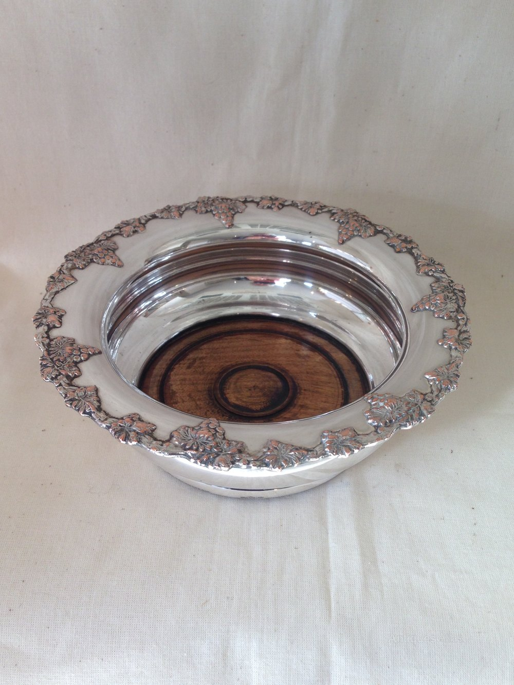 Can I Drink From Antique Silver Plate