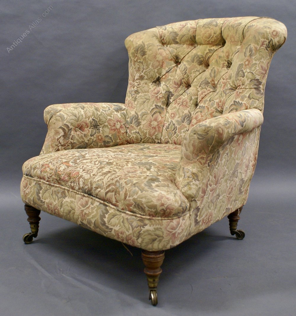 A howard sons large arm chair antiques atlas
