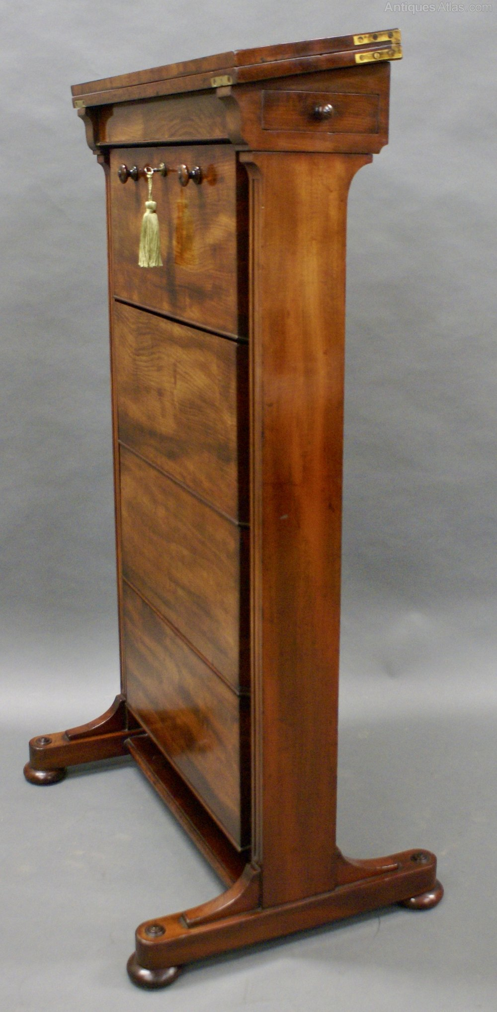 A william iv mahogany maitre d stand antiques atlas for What is a maitre d
