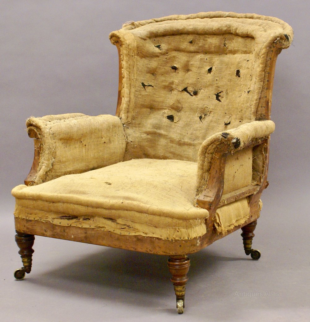 Howard and Sons Antique Chairs