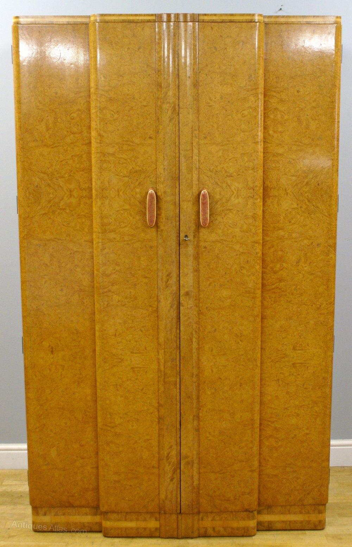 An Art Deco Wardrobe By Harry & Lou Epstein