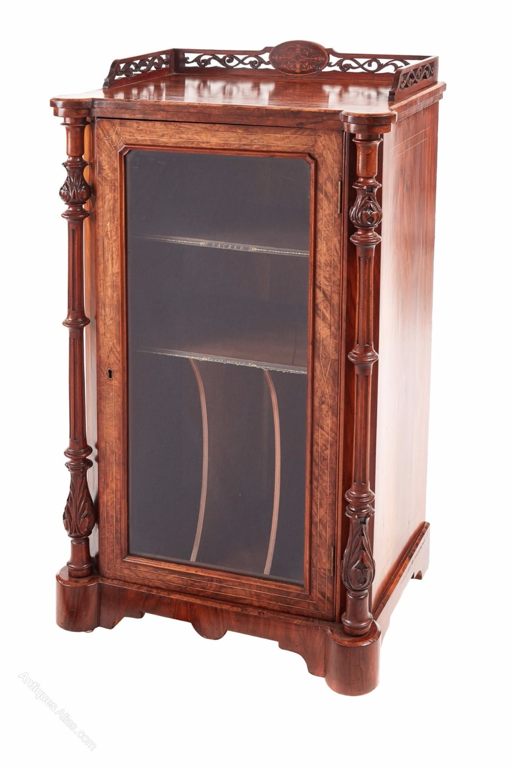 ... Music Cabinet Chest Of Drawers Prior And Willis Antiques · Good Quality  Victorian Inlaid - Antique Music Cabinets - Antiques Atlas