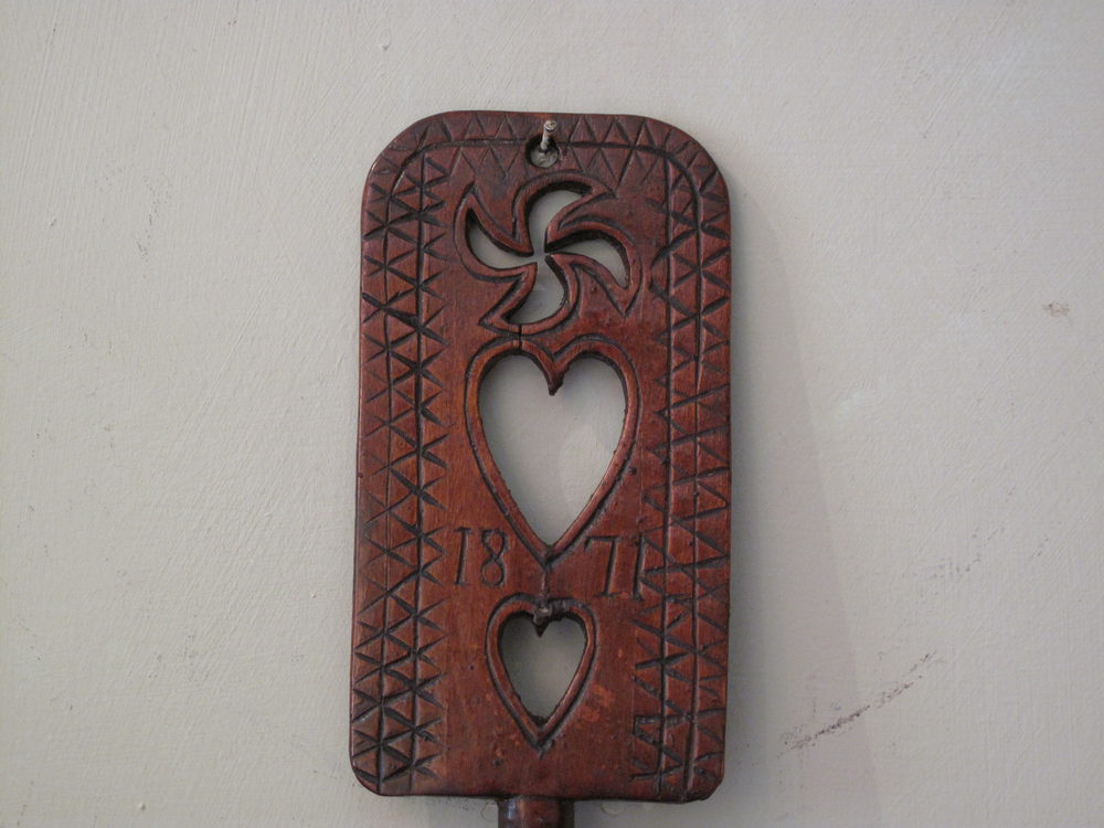 Antiques Atlas - A 19th C Welsh Lovespoon