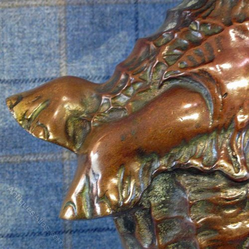 ... Antique Door Stops And Door Porters Scottie Dog Skye Terrier Brass Dog  ...