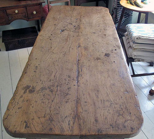 An 18th C Rustic Ash Country Dining Table Antiques Atlas