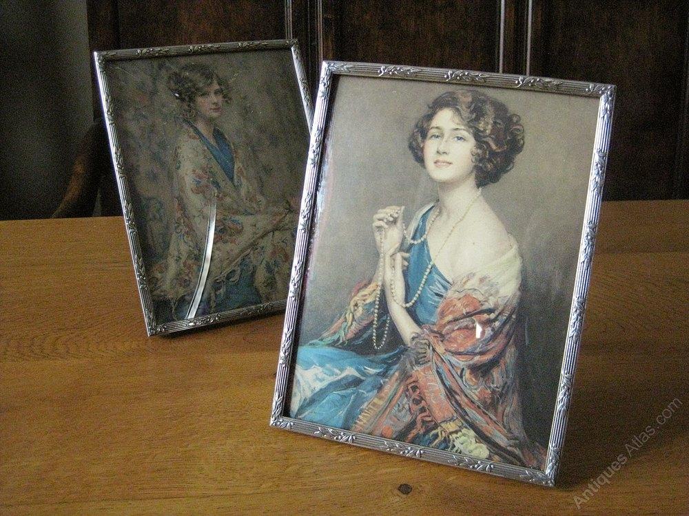 dating antique frames