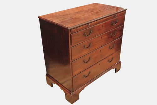 Chippendale Period Chest Of Drawers
