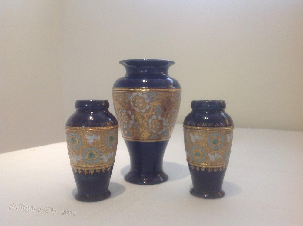 Antiques Atlas Royal Doulton Vases